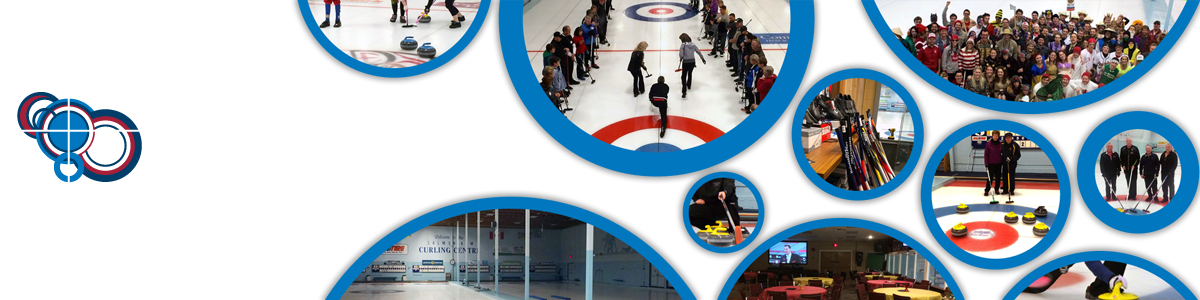 Logo: Salmon Arm Curling Centre