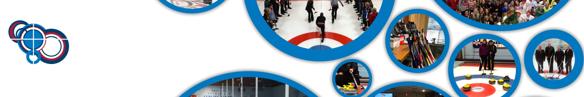 Salmon Arm Curling Centre Collage