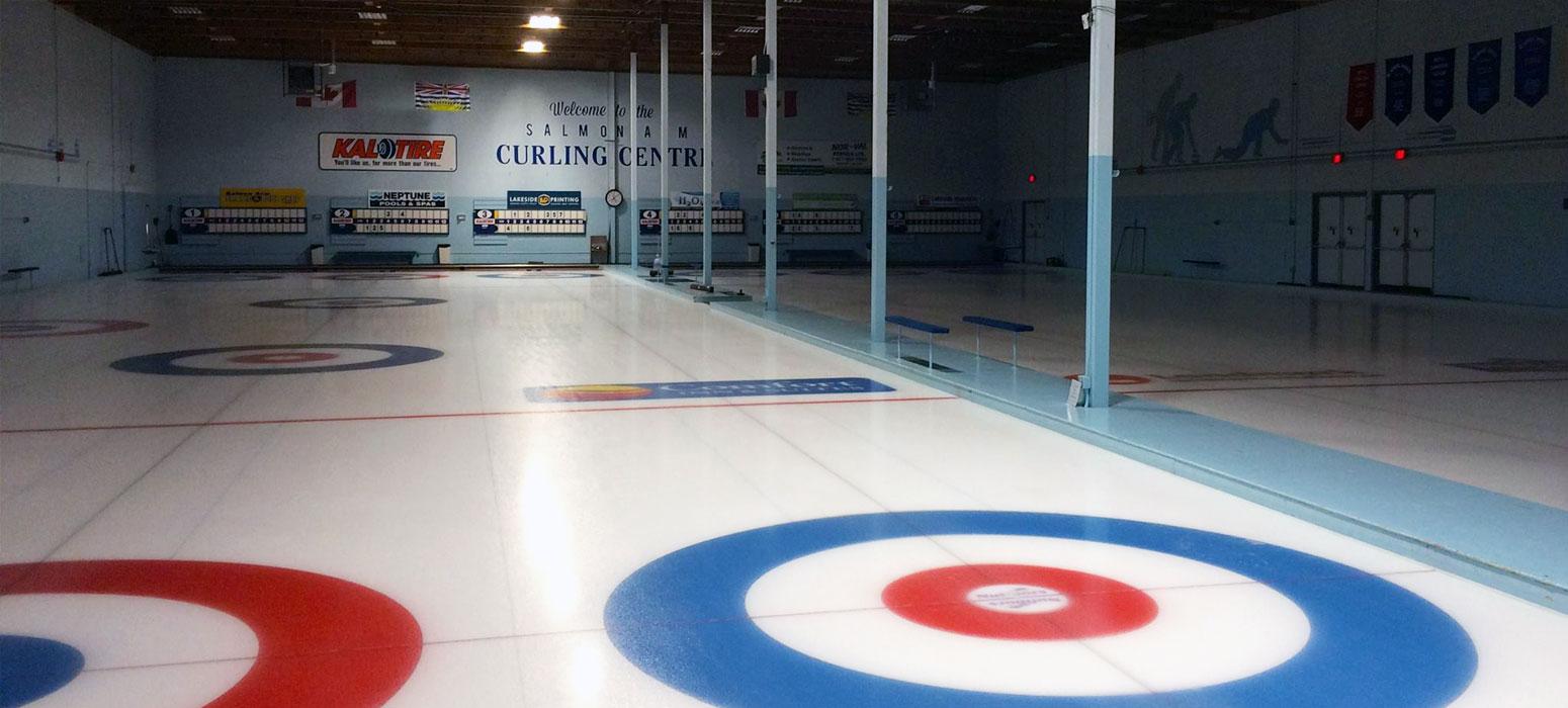 Salmon Arm Curling Centre